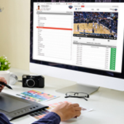 O2I assists NBA's global sports analytics solution provider with video tracking