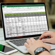 Case Study on Online Data Entry for Organic Greens Farm