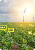 Agricultural Intelligence Platform gets Image Tagging from O2I