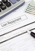 Loan Repayment Data Entry for a Financial Company