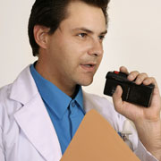 Transcription services for a group of Australian radiologists