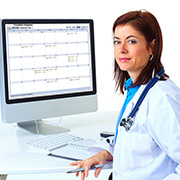 O2I Provided Charge and Patient Demographics Entry for Georgian Client