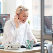 O2I Provided a Group of Physicians with Outbound Calling Services