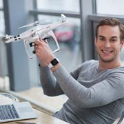 Real Estate Drone Video Editing Services