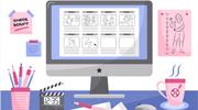 Digital Art Storyboards