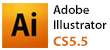 Adobe Illustrator CS5.5