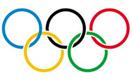 olympics 3d logo