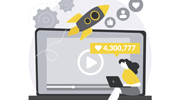 Animated Infographic Videos for Brand Awareness
