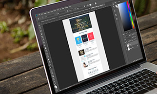 E-mail Design Services