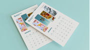 Family Calendar Design Services
