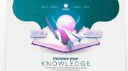Illustrations for School Web Sites & Interactive Media