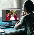 Italian Wedding Photographer gets Photo & Video Editing from O2I