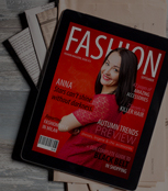 Magazine Layout Service