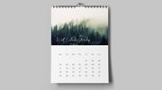 Printable Wall Calendar Design Services