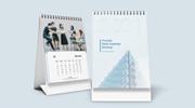 Promotional Portfolio Calendar Design Services