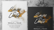 Reminder/Save the Date Cards