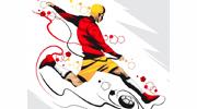 Vector Illustration based Line Art