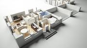 Interior Architectural BIM Modeling Services