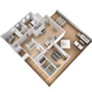 Isometric Floor Plan Creation