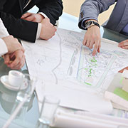 O2I Provided Technical Drafting & Drawing Services For An Architectural Firm in Canada