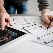O2I Provided Construction Drawings for Top Italian Architectural Firm