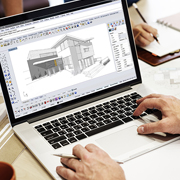 Case Study on SketchUp Modeling for Architectural Firm