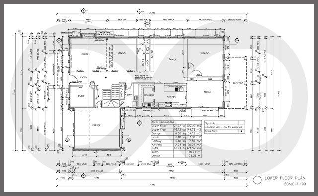 Lower Floor Plan Sample Click Here To Zoom
