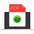 O2I Provided PDF Drawing Conversion To MicroStation Format For A Canadian Company