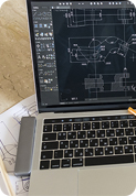 Multilingual CAD Conversion to Heavy Equipment Manufacturer