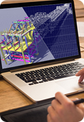 O2I Provided 3D Modeling and Flyover Design for Engineering Firm