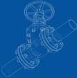 O2I Provided Piping and Instrumentation Design and Schematic Drawings for an Engineering Project