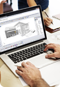 SketchUp Modeling for Norwegian Architectural Firm