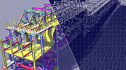 Steel Structures and Fabrication Drawings