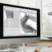 Case Study on 3D Drafting and Rendering for a Stairs Manufacturer