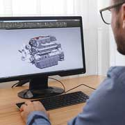 O2I Provided 3D Part Modeling Services to Aerospace OEM Manufacturer