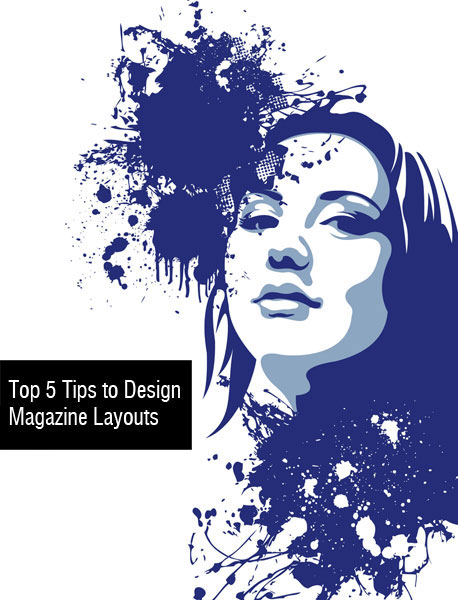 5 useful tips for magazine design layout