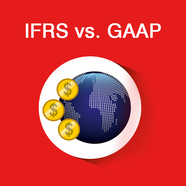 difference in us gaap and international As the global economy chugs along, generally accepted accounting principles are merging with international accounting standards.