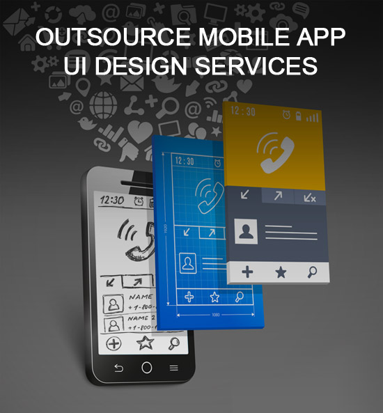 Mobile App Design Services Outsource2india
