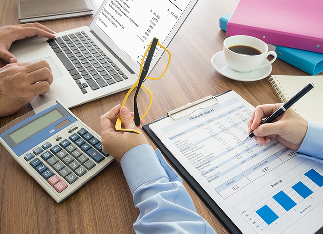 Outsource Financial Statement Preparation Services - Outsource2india