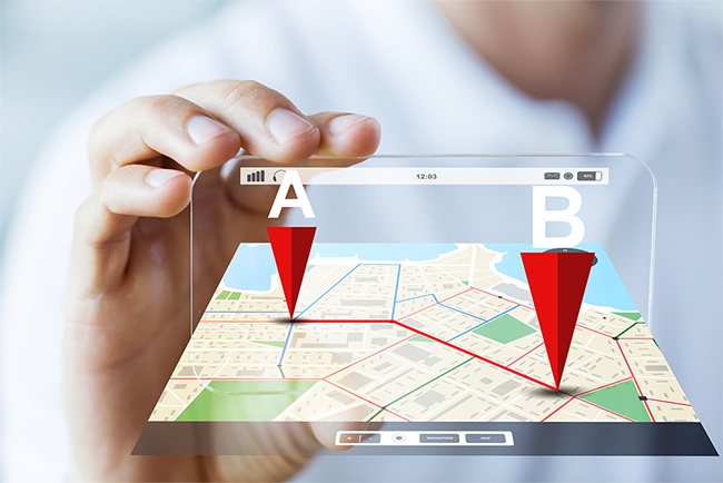 Outsource Route Optimization Services - Outsource2india