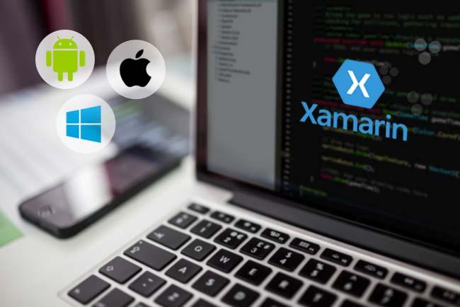 Xamarin App Development - Outsource2india