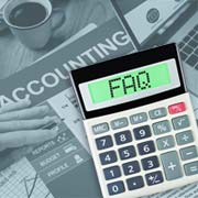 FAQ's on Finance & Accounting Services