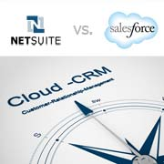 NetSuite CRM vs Salesforce CRM