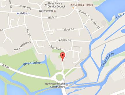 UK Office Address