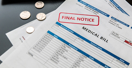 How to Deal with Unpaid Patient Bills