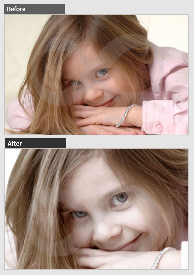 Portrait Enhancement Samples