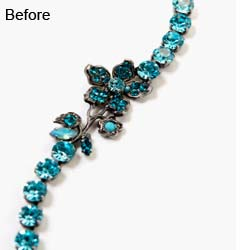 Jewelry Recoloring Before