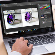 Case Study on Image Clipping and Retouching for Jewelry Expert