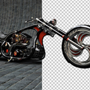 O2I Helped New Zealand Bike Designers with Image Clipping Service