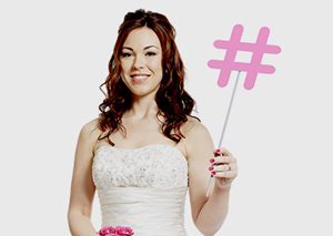 Creating Wedding Hashtags
